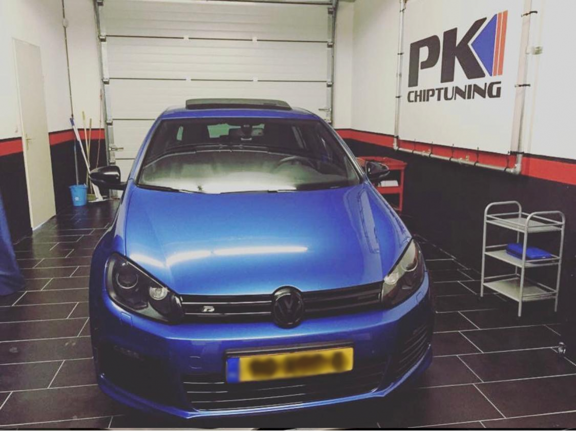 Golf r chiptuning utrecht